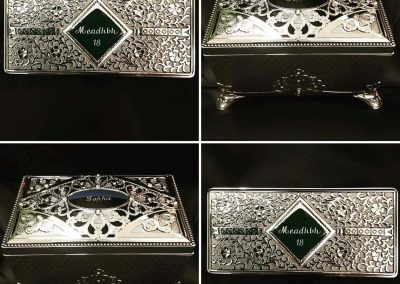 engraving box